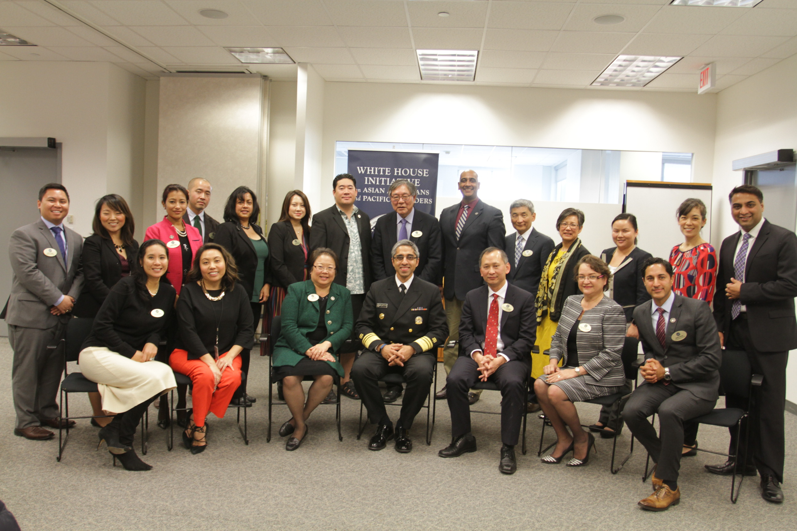 White house initiative AAPI