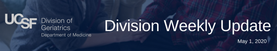 Division Weekly Update