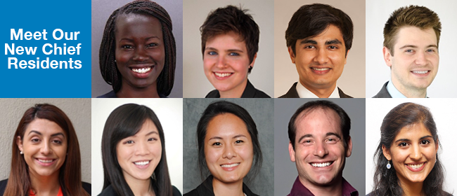 chief residents 2020