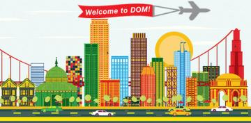 welcome to dom