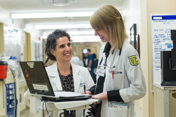 Residents in our program are exposed to different specialties to make informed clinical decisions at the bedside, and to fully understand their career options.